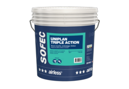 Airless Uniplan Triple Action