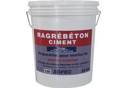 Ragrébéton Ciment